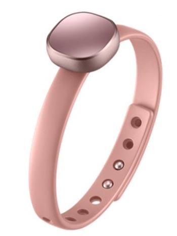 montre samsung smart charm rose 298 1 - Guide d'achat : les meilleurs bracelets connectés avec cardio