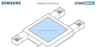Brevet de Samsung pour un smartphone volant