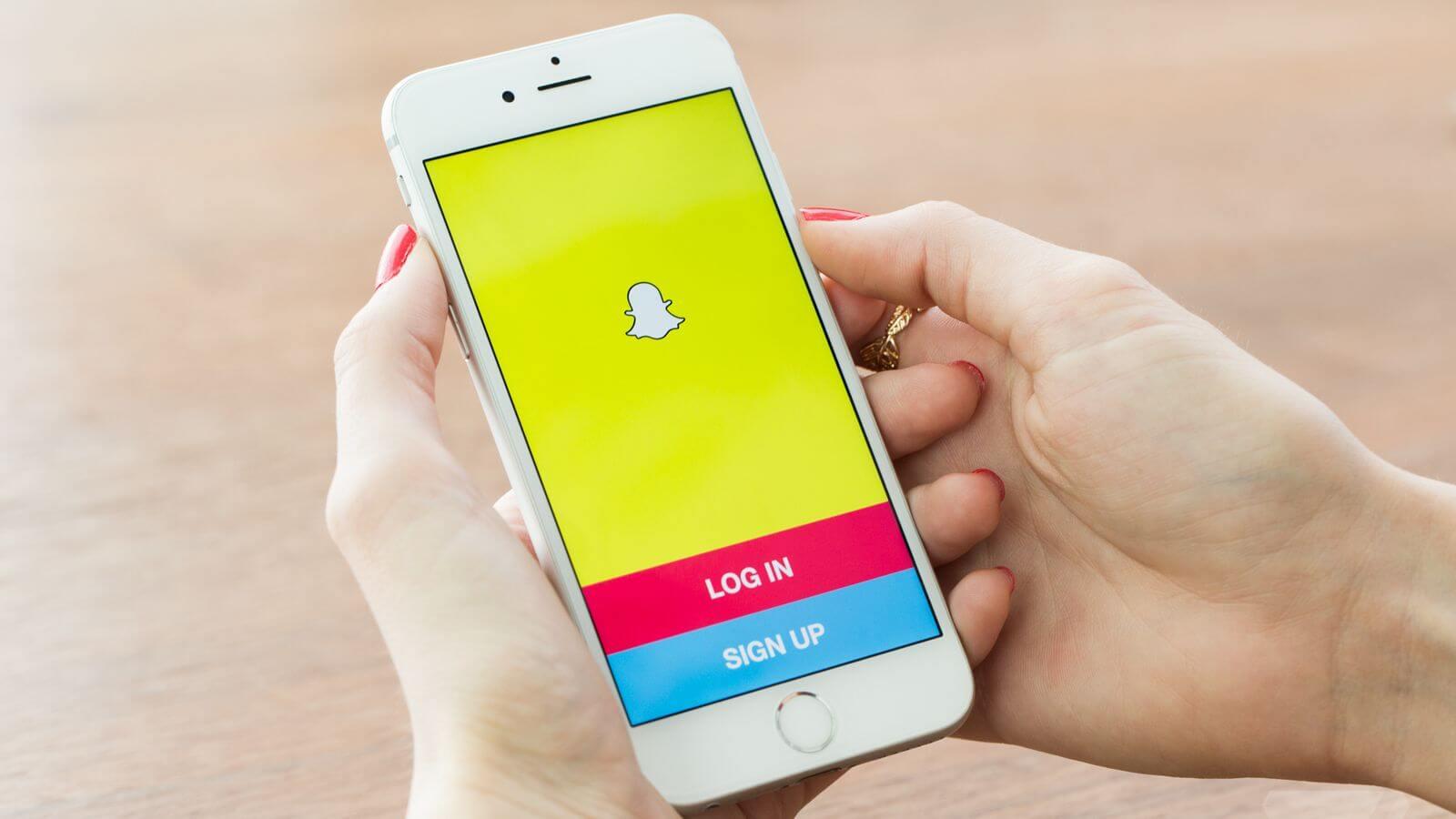 Pour retrouver l'ancien design de Snapchat, suivez cet astuce !