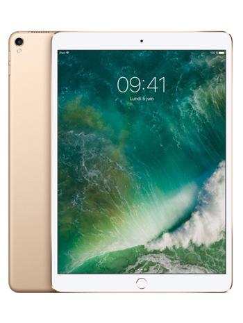 Apple iPad Pro 10.5pouces64Go Or