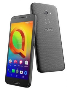 Alcatel A3 Noir
