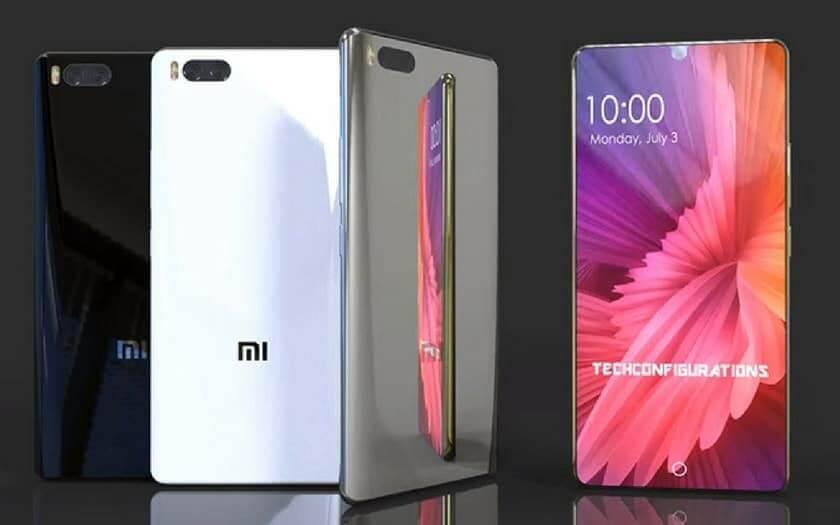 Xiaomi Mi 7 Plus : un Snapdragon 845 et un écran full borderless à moins de 500 euros !