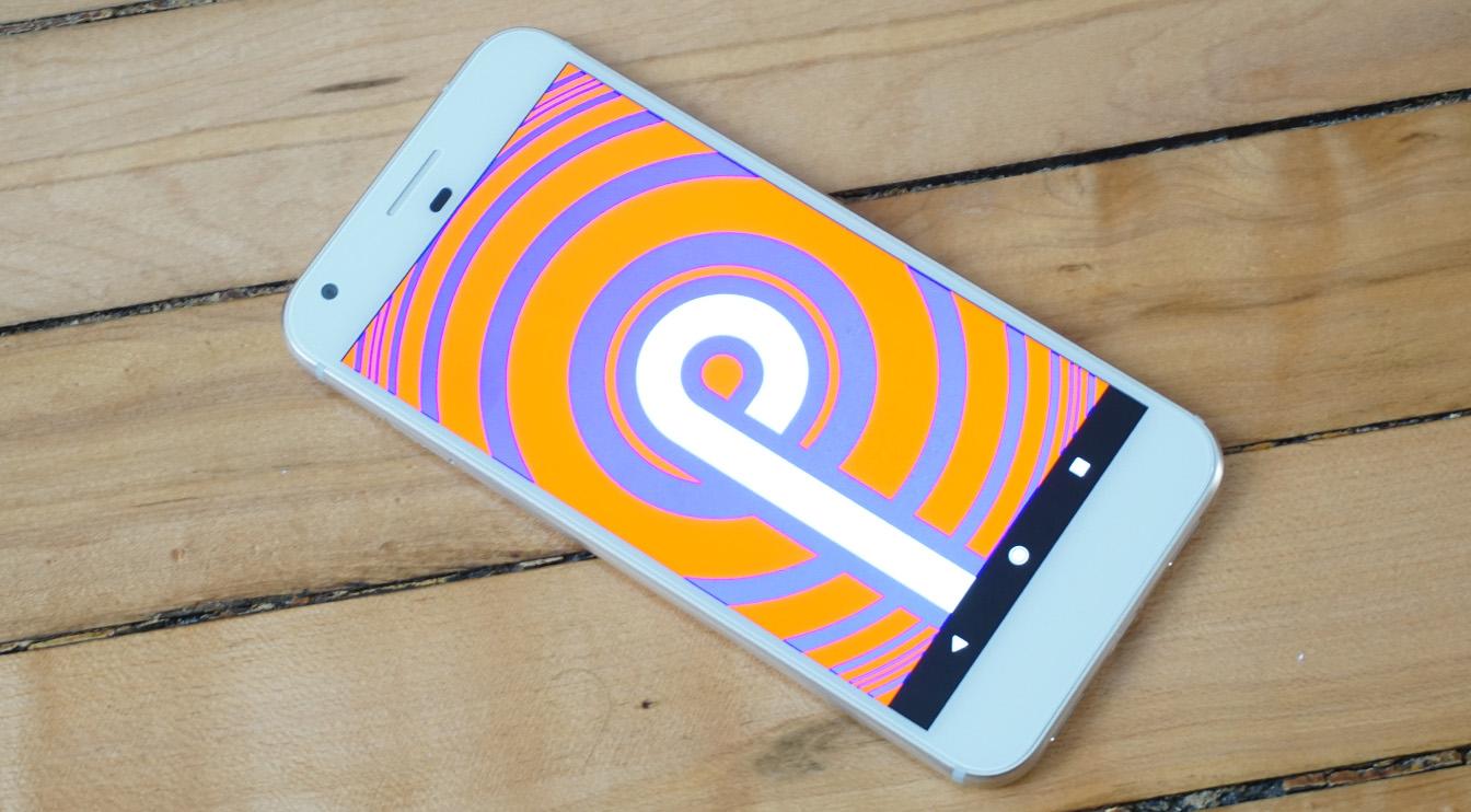 La version preview d'Android P a déjà des smartphones compatibles