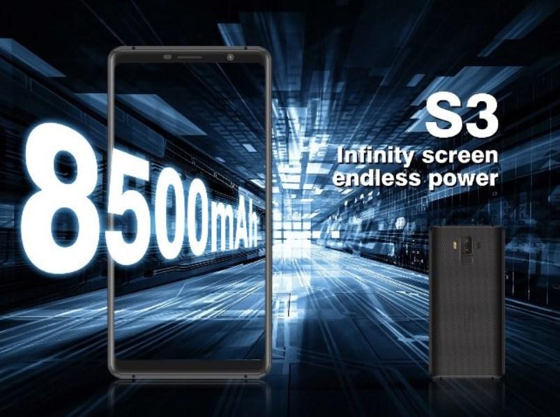 Bluboo S3 : un Galaxy S9 de 6 pouces à l'autonomie spectaculaire ?