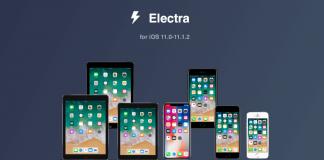 Electra iOS 11 jailbreak
