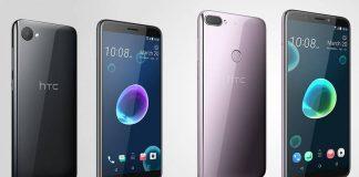 HTC Desire 12 et 12 Plus