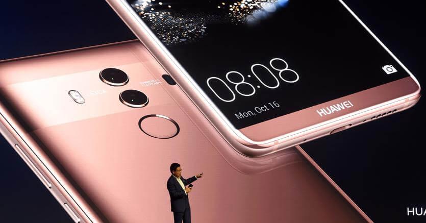 Le Huawei Mate X est déjà passé chez la TENAA ?