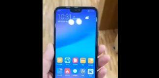 Huawei P20 Lite fuite