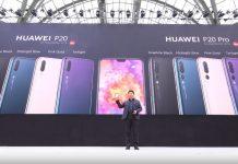 Huawei P20 et P20 Pro killer Galaxy S9 et iPhone X