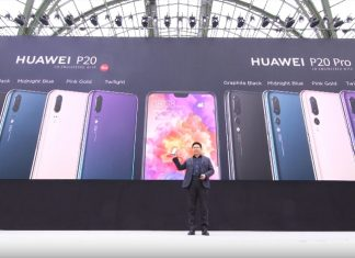 Huawei P20 et P20 Pro killer Galaxy S9 et iPhone X