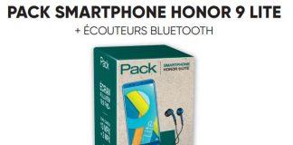 Les Jours Fnac Honor 9 Lite ecouteurs Bluetooth