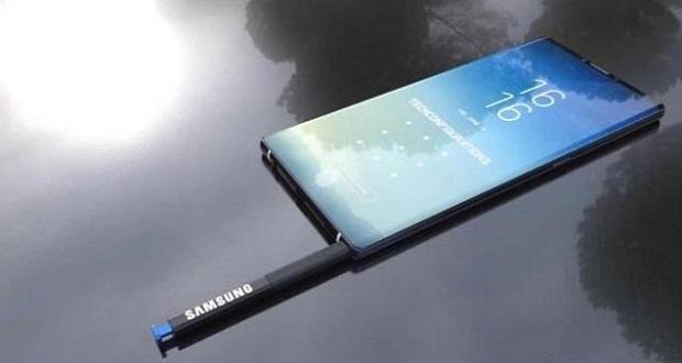 Le Samsung Galaxy Note 9 aurait un lecteur d'empreintes sous l'écran !