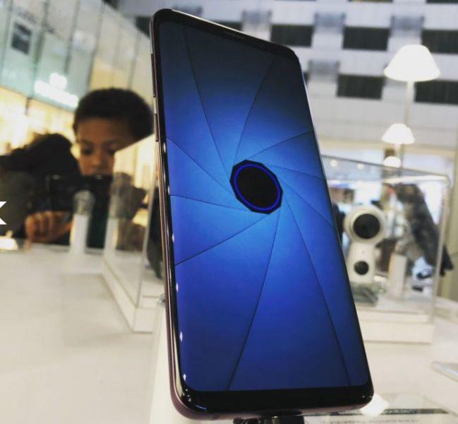 [ Prise en main n°1 ] Samsung Galaxy S9 : les nouveautés sont à l'intérieur