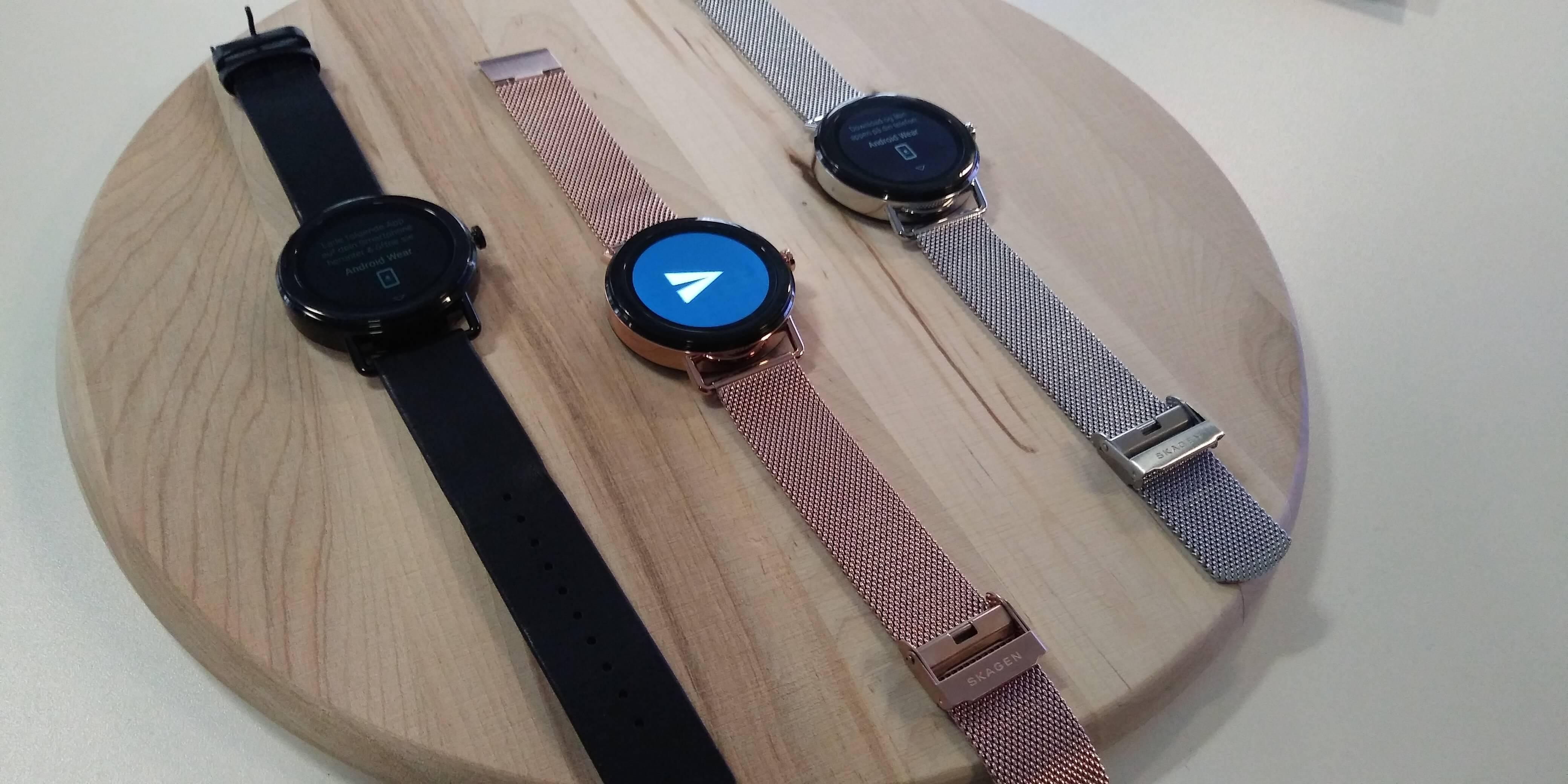 [ Prise en main ] Skagen dévoile la Falster, une sublime smartwatch