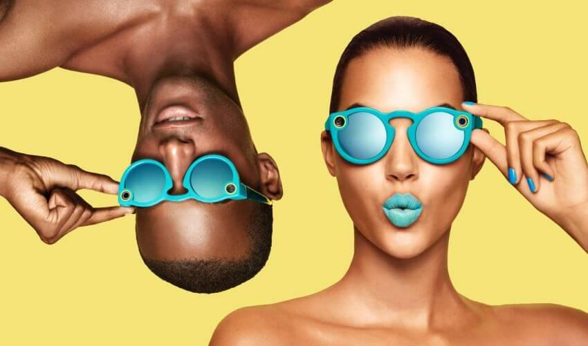 Snapchat Spectacles : on en sait plus sur la deuxième génération