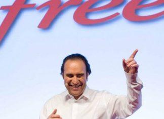 Xavier Niel, patron de Free