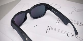 Bose AR lunettes de réalité augmentée audio