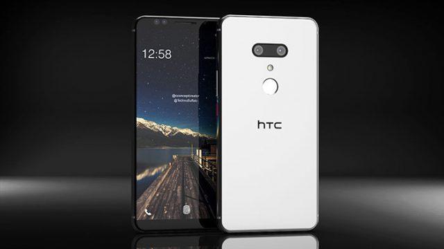 HTC U12+ : un concept de toute beauté qui pourrait viser juste !