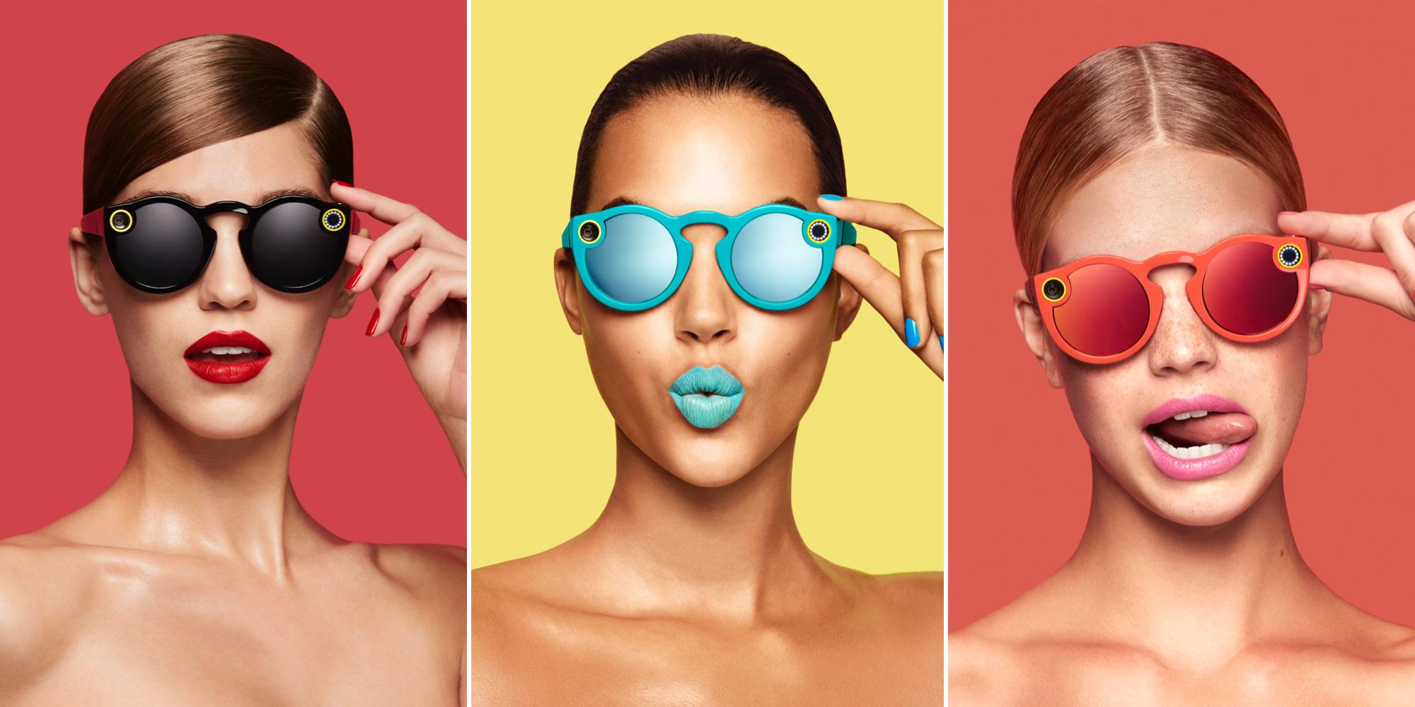 Les lunettes Spectacles de Snapchat devraient revenir à la vente
