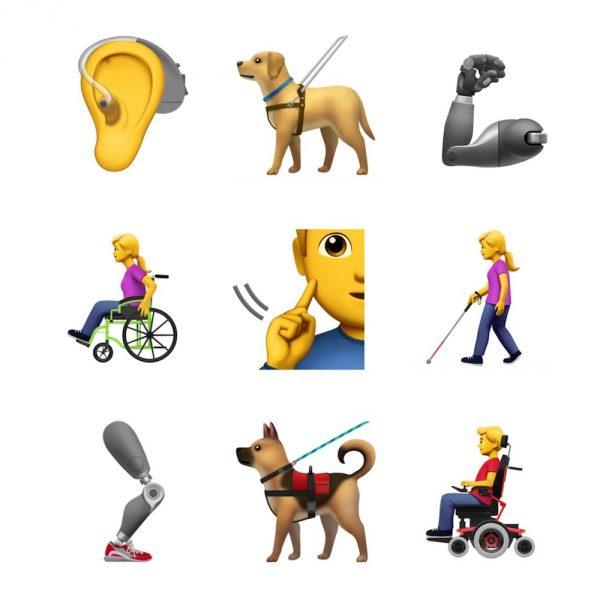 Apple s'engage contre le handicap
