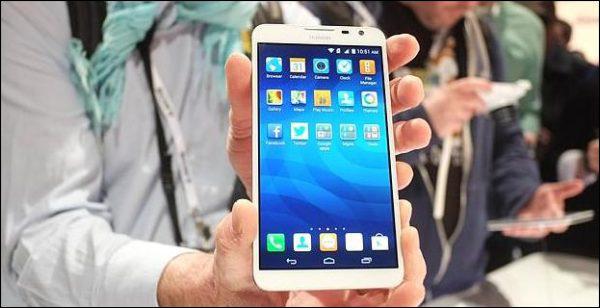 Comparatif smartphone XXL