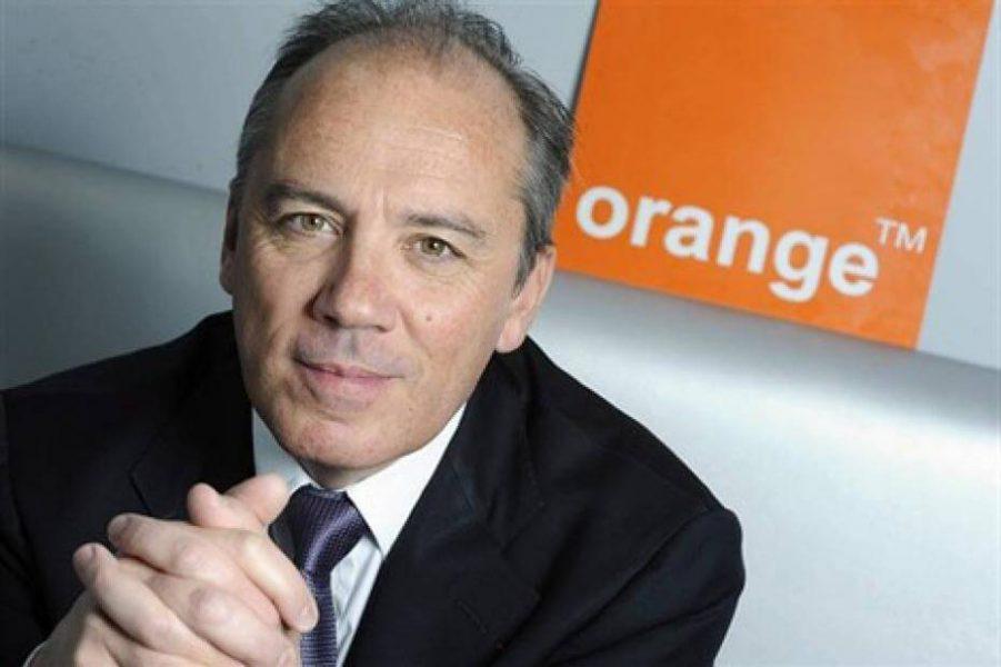 Stéphane Richard, boss d'Orange