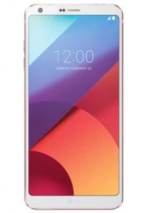 LG G6 Blanc