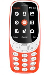 Nokia 3310 (2017) Rouge