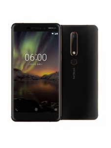 Nokia 6 32Go 2018 Noir