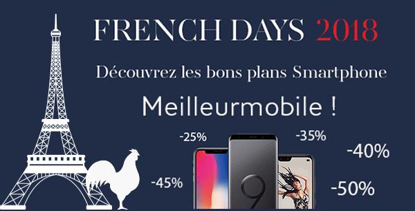 French Days 2018 : les offres à ne pas rater pendant ce long week-end !