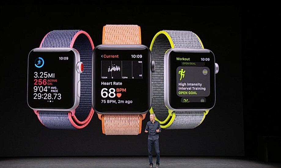 Apple Watch : la fonction Raise to Speak fait ses débuts pour activer Siri