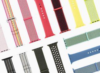 Apple présente une nouvelle collection de bracelets pour l' Apple Watch !