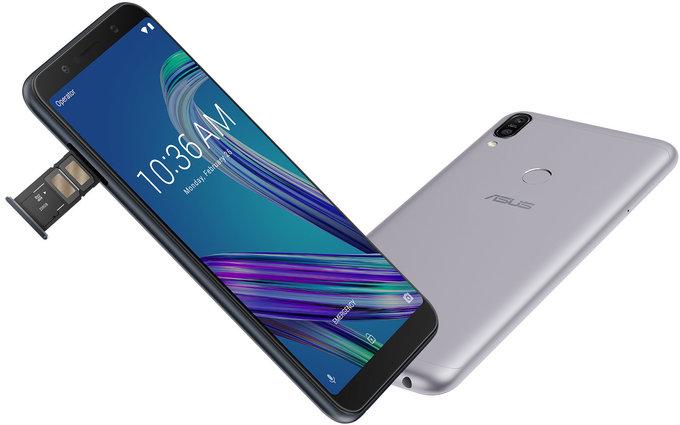 Zenfone Max Pro M2 : Asus prépare une grosse batterie pour son milieu de gamme