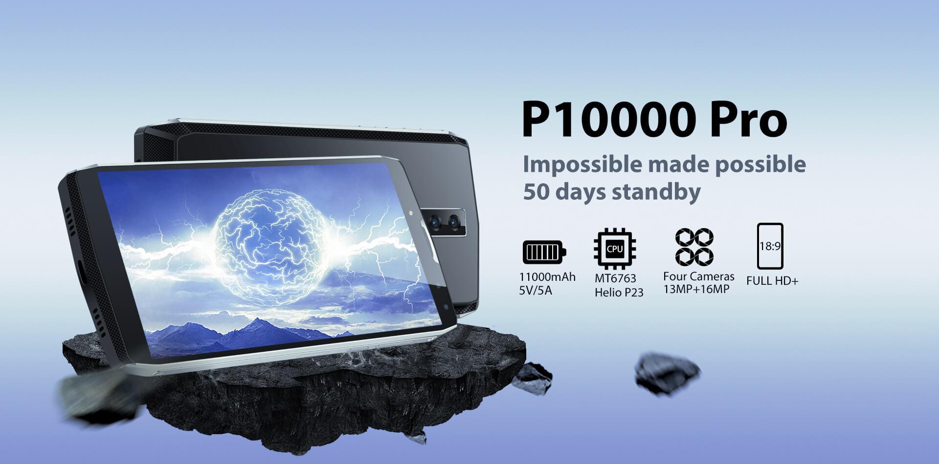 Blackview P10000 Pro : sa technologie de recharge rapide est-elle sécurisée ?