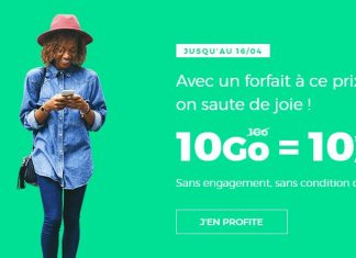 Forfait RED by SFR - de la data à petit prix !