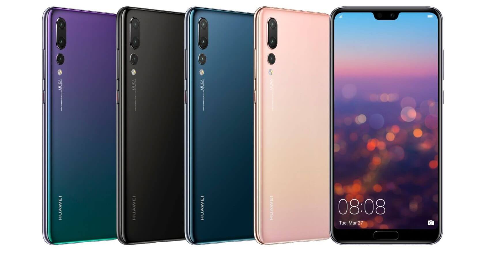 Bon plan : le Huawei P20 Pro passe à 733 euros sur Rakuten PriceMinster