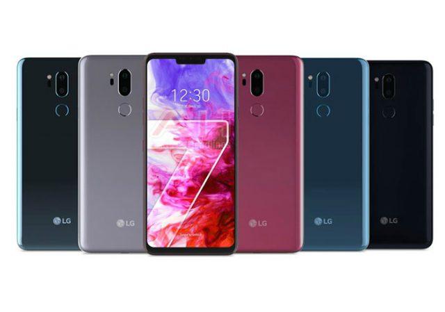 La fiche technique du LG G7 ThinQ dévoilée