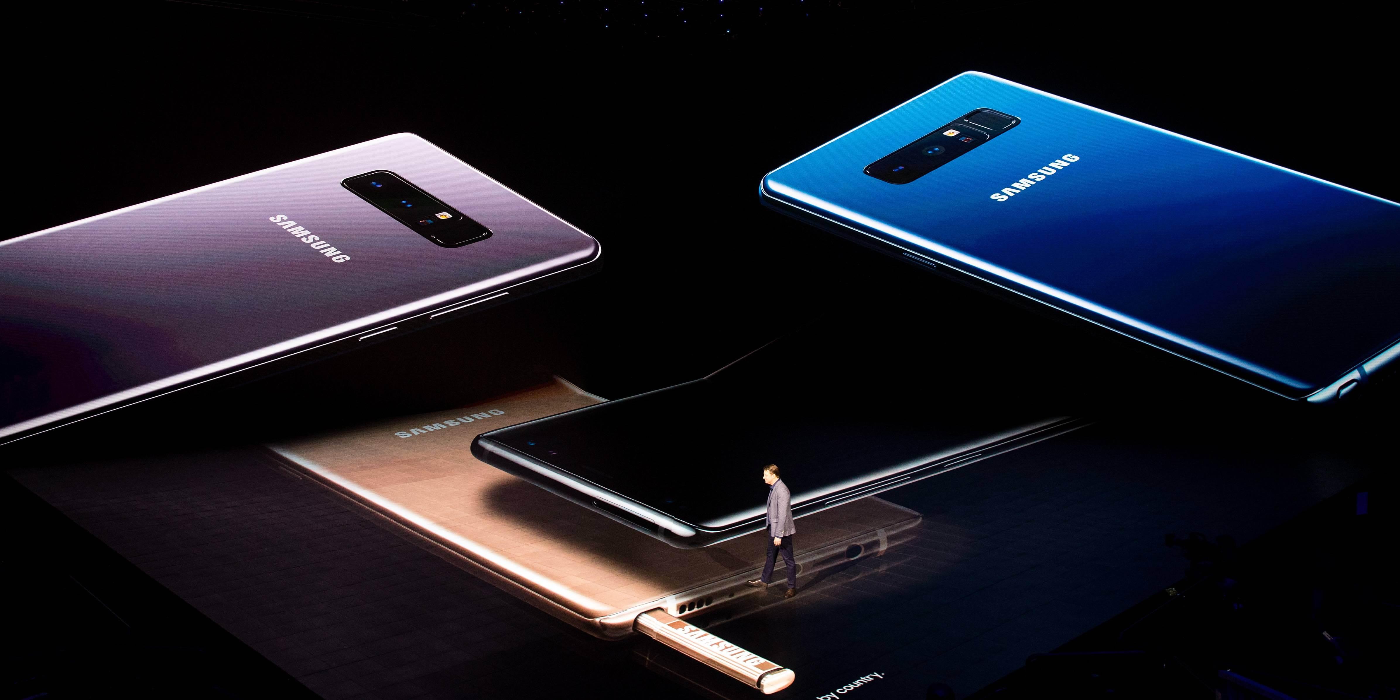 D'après son nom de code, le Galaxy Note 9 serait le roi