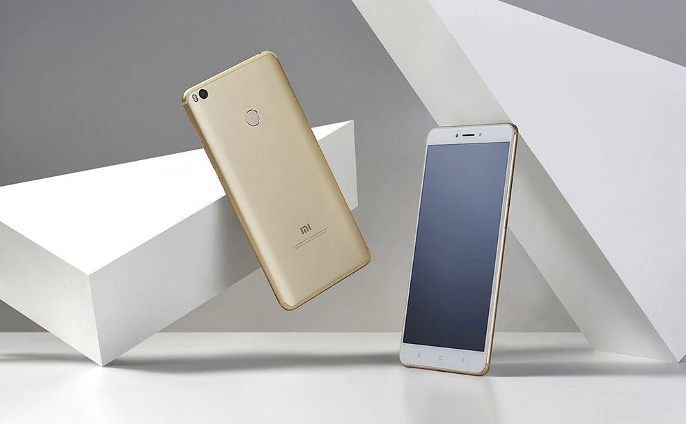 French Days : le Xiaomi Mi Max 2 est affiché à 180 euros sur GearBest
