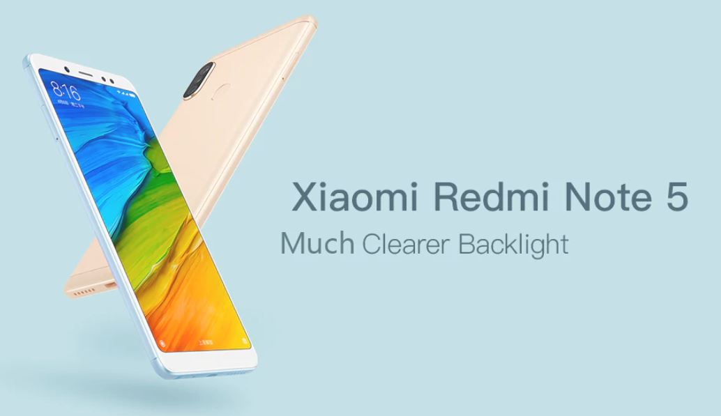 Bon plan : le Xiaomi Redmi Note 5 est disponible à partir de 146 euros sur GearBest