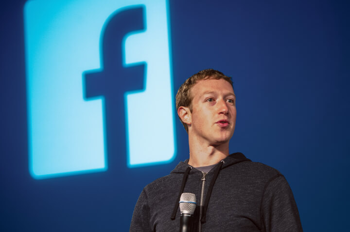 Zuckerberg auditionné par le Congrès — Facebook