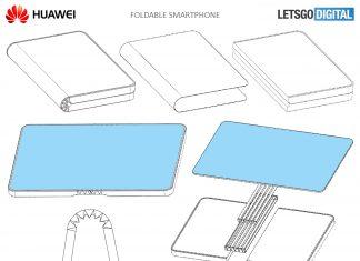 Huawei préparerait un smartphone pliable
