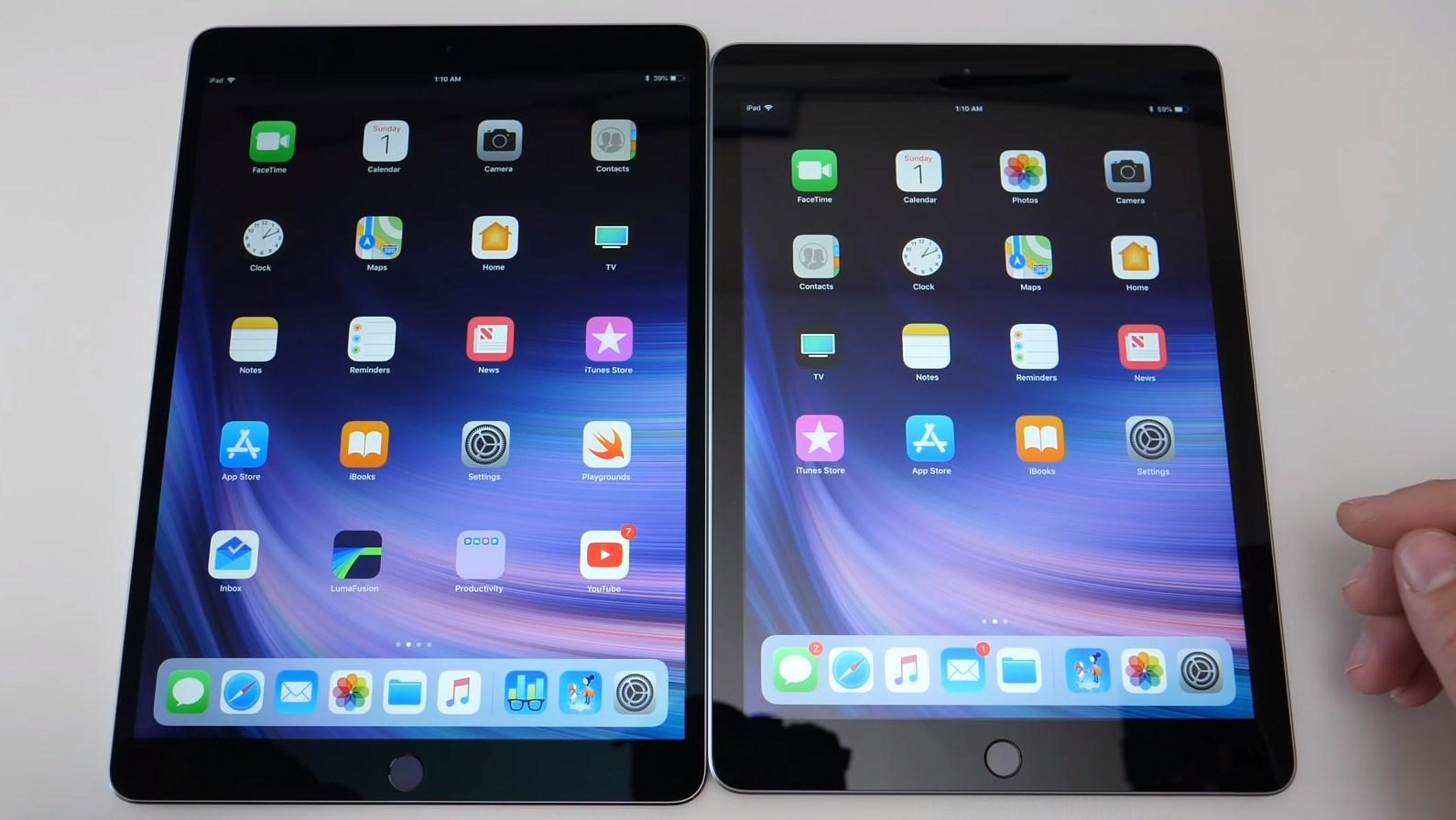 Apple Pencil : faut-il utiliser le stylet sur l'iPad 6 ou l'iPad Pro ?