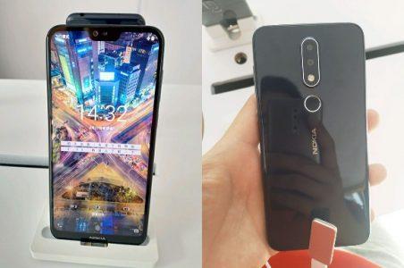 Le Nokia X: un autre smartphone Android qui copie à l'iPhone X !