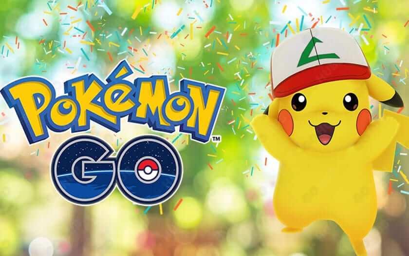 Les Pokémon de la 1ère génération vont — Pokémon GO
