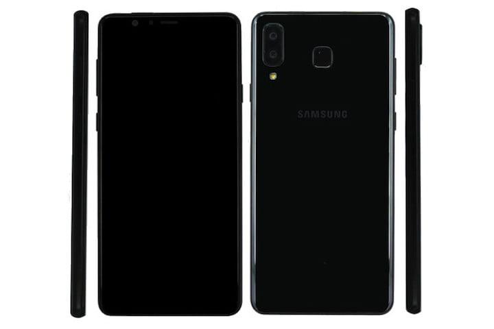 Un Galaxy S9 revisité à la sauce iPhone X pour la Chine !