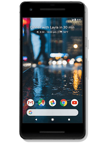 telephone google pixel 2 64 go noir 6704 1 - Guide d'achat : le meilleur smartphone compact et puissant