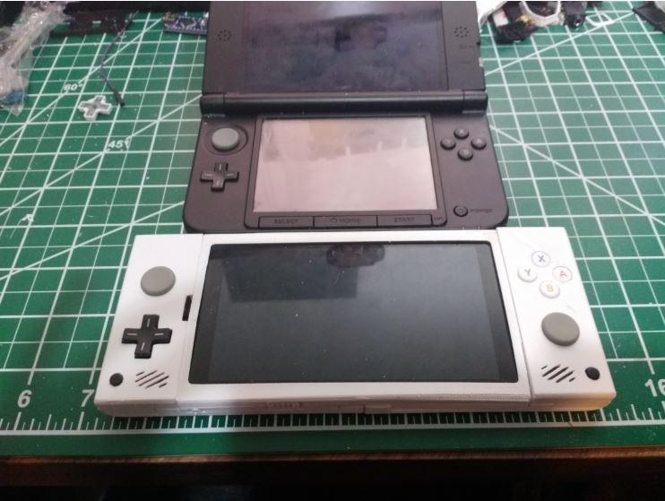 """Transformer un smartphone Android en """"Nintendo 3DS"""" c'est fait !"""