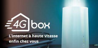 4G Box de Bouygues Telecom