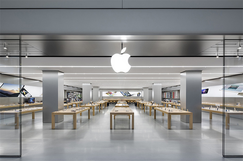 Il est désormais interdit d'effectuer des sorties scolaires en Apple Store